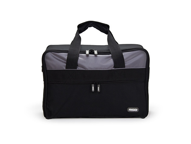 Jumper Overnighter Travel Bag (Grey)