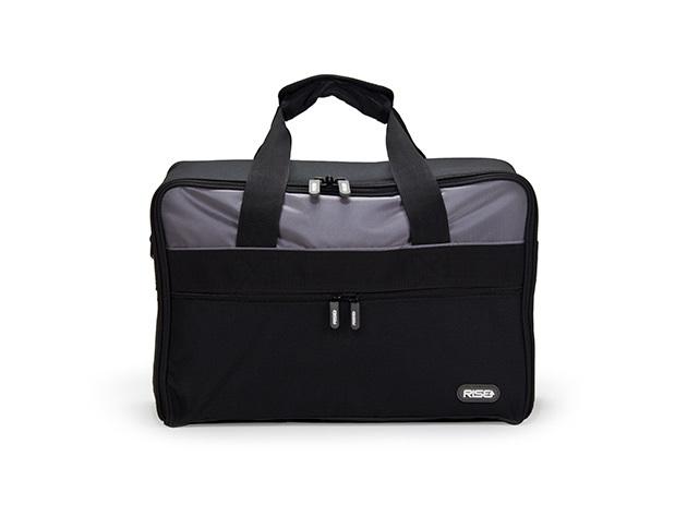 Jumper Overnighter Travel Bag - Grey