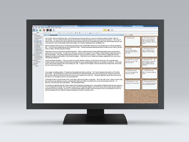 Scrivener for Windows