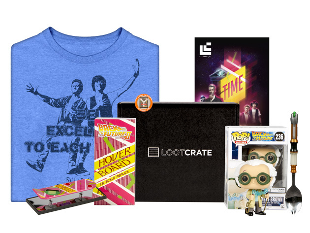 Loot Crate: 3-Month Subscription