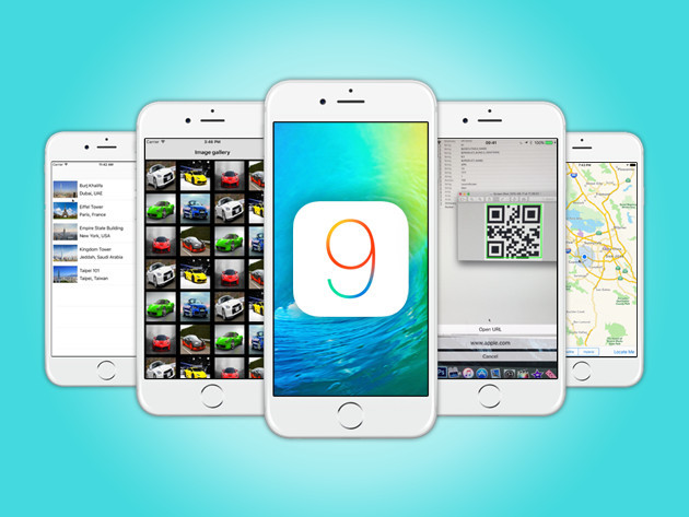 Build 20 Apps: iOS 9 & Xcode 7 Guide