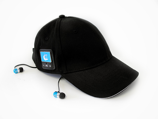 Bluetooth Running Cap