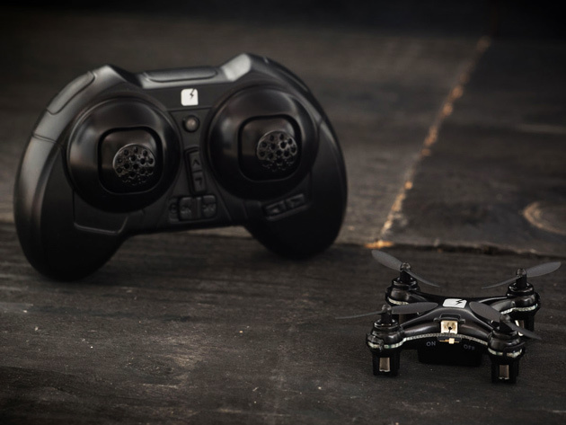 SKEYE Nano Drone: Matte-Black Limited Edition