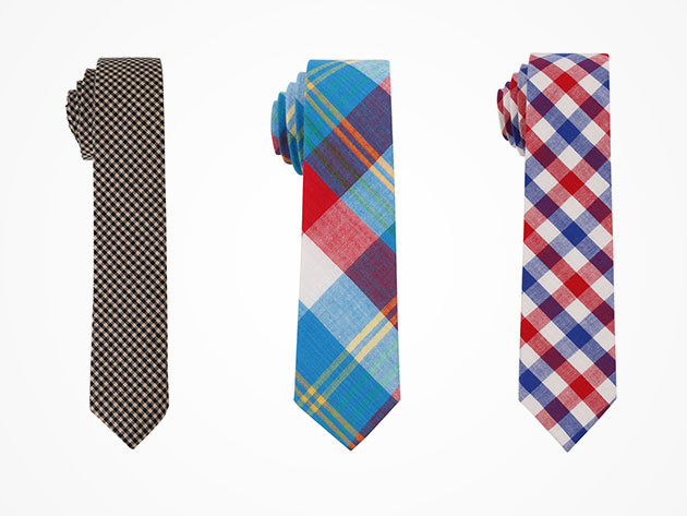 Skinny Tie Madness: Pay $15 for $29 of Site-Wide Credit