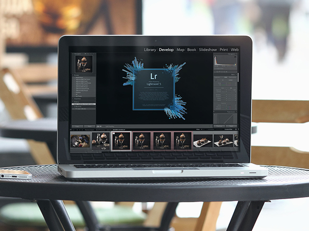 Mastering Adobe Lightroom Live Course & Certification