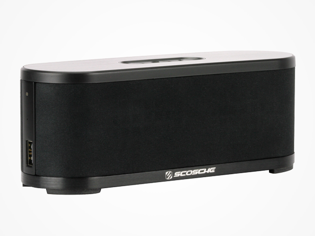 boomSTREAM Bluetooth Speaker