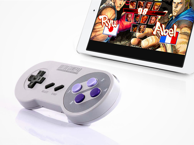 SNES 3.0 Bluetooth Game Controller