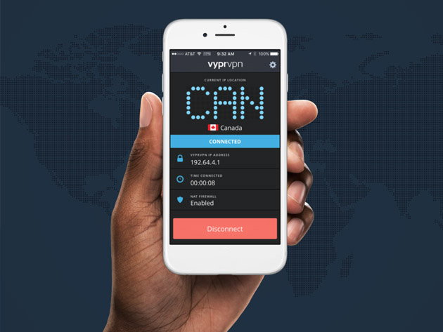 VyprVPN Pro: 1-Yr Subscription