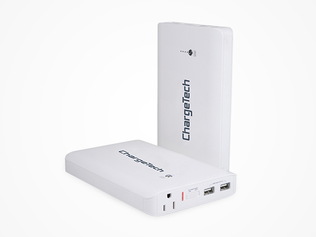ChargeTech Portable Power Outlet (18,000mAh)