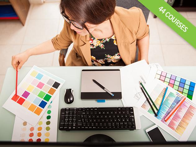 Complete Web Designer & Developer Training Bundle