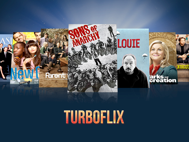 TurboFlix: 3-Yr Subscription