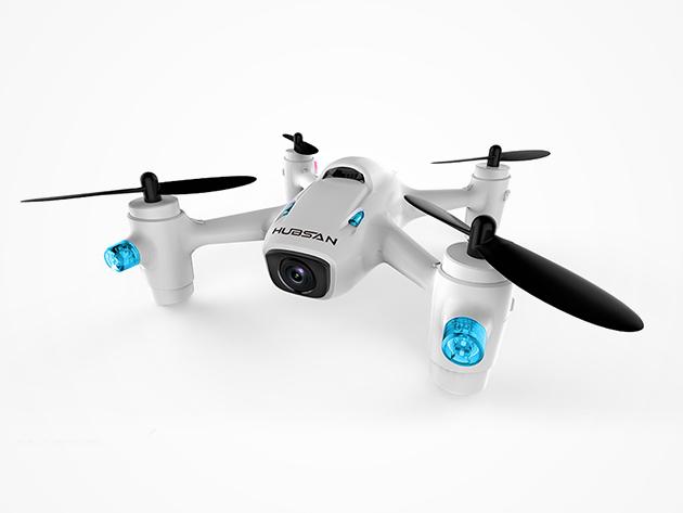 Hubsan H107C+ HD Drone