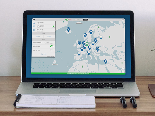 NordVPN: 2-Yr VPN Subscription