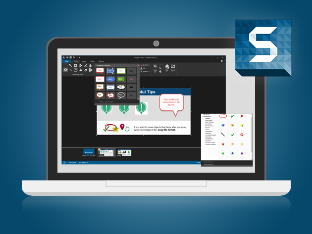 Snagit for PC
