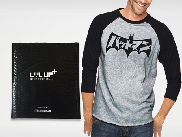 Loot Crate 'Level Up': 3-Month Wearables Subscription