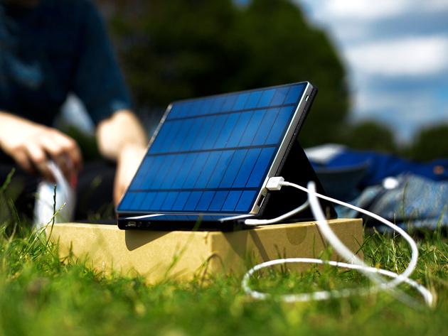 Solartab 13000mAh Battery Pack
