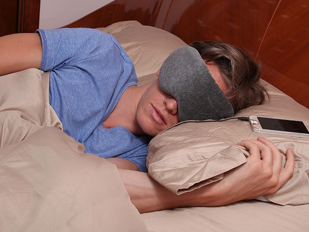 Sleep Eye Mask Headphones