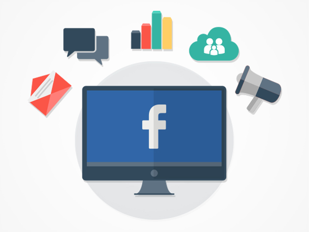 Master Facebook marketing with this $15 course