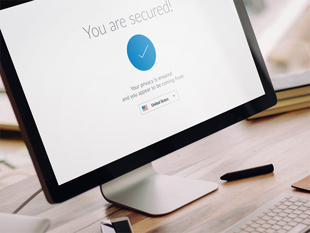Save 94% on a premium lifetime subscription to ZenMate VPN