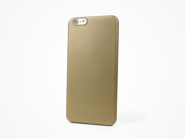 Get an invisible iPhone case