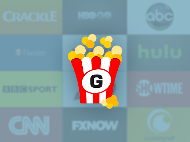 Getflix: Lifetime Subscription