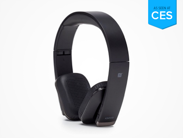 Kinivo URBN Bluetooth Headphones