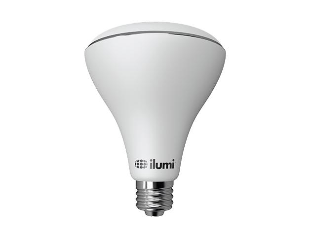 Large ilumi BR30 LED Smartbulb