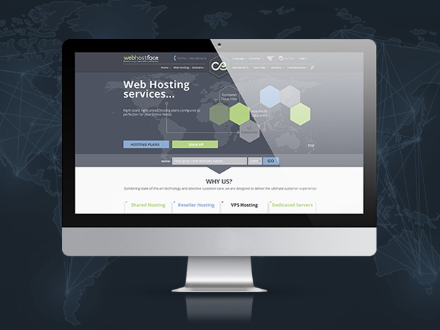 Get two years of web hosting for $35