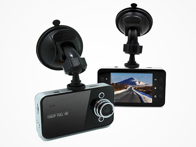 DashCam Hi-Res Car Video Recorder & Camera