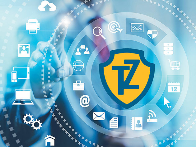 Trust.Zone VPN: 2-Yr Premium Subscription