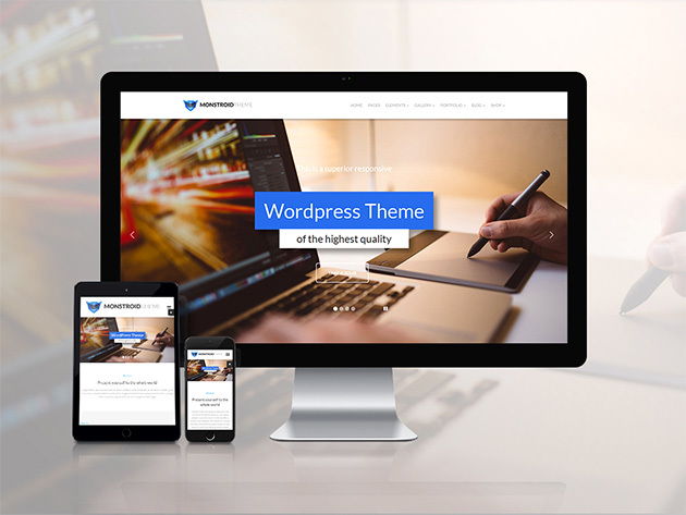 Building a website for your business?