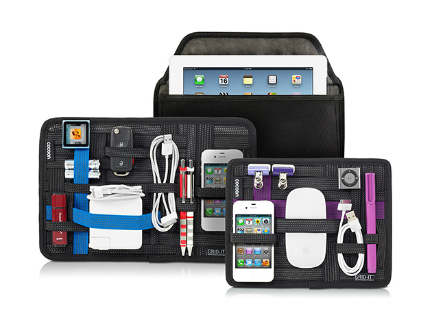GRID-IT!® Accessory Organizer Bundle