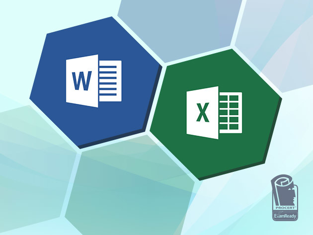 Master Word and Excel (and get the certification to prove it)