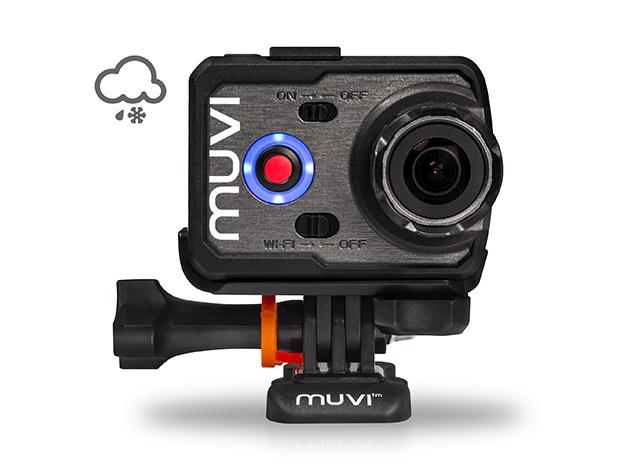 Veho Muvi K2 Sport HD Wi-Fi Camera
