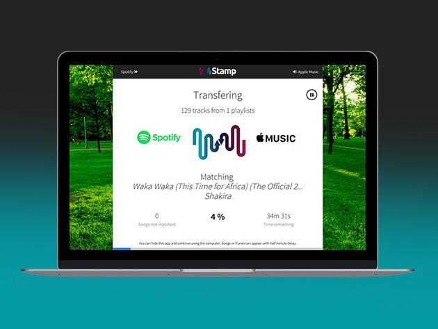 STAMP Premium Music App