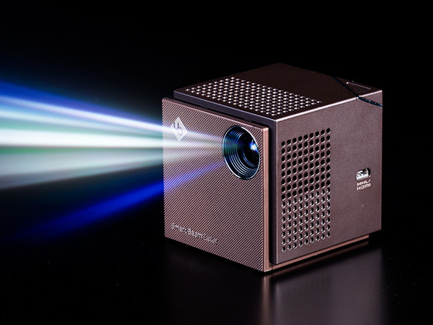Smart Beam Laser Projector & Accessory Set