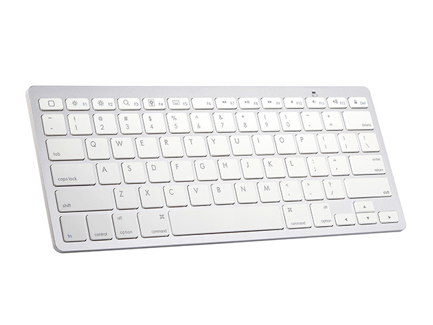 Modern Wireless Bluetooth Keyboard