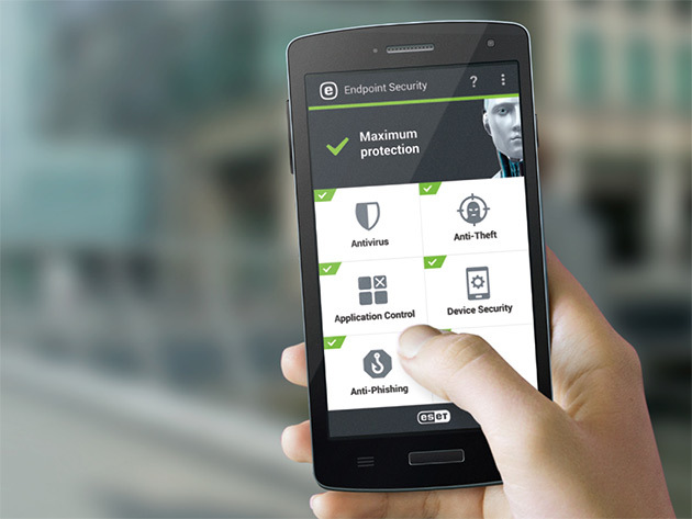 ESET Mobile Security for Android: 2-Yr Subscription
