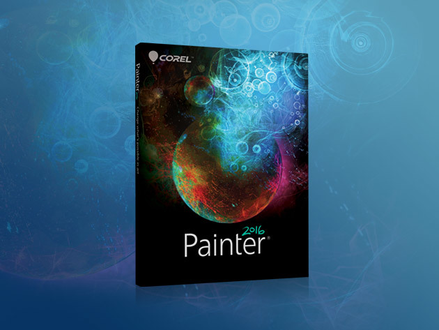 The Corel Painter 2016 Super Bundle for $299