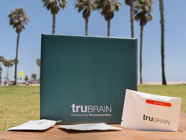 truBrain Capsules: 1-Month Subscription