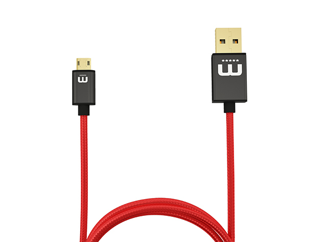 MicFlip Fully Reversible Micro USB Cable