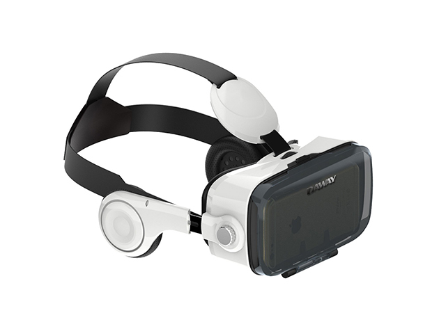 Virtual Reality Box with Stereo Headset
