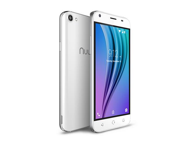 Nuu Mobile X4 5