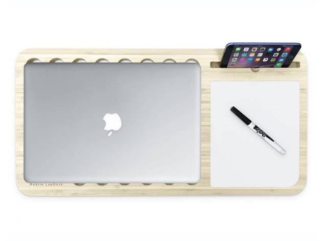 Slate 2 0 Mobile Lapdesk 15 Inches Right Oh Gizmo Deals