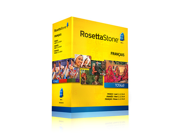 Rosetta Stone Language Box Sets (French, Levels 1-4 ... Rosetta Stone Login