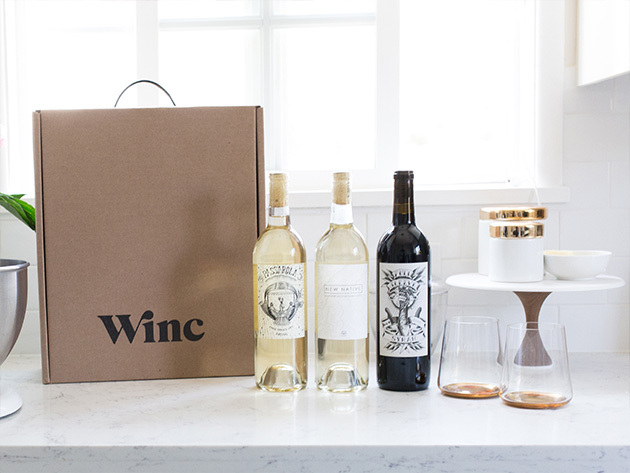 Image result for winc wine delivery